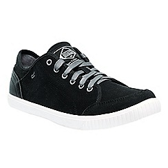 Regatta - Black turnpike lite shoes