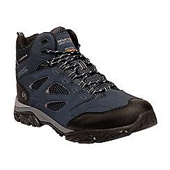 Regatta - Blue 'Holcombe' walking boots