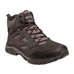 Regatta - Grey 'Holcombe' walking boots