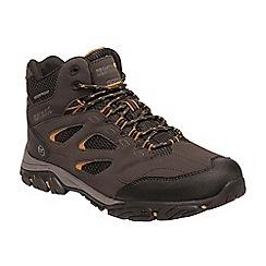 Regatta - Brown 'Holcombe' walking boots