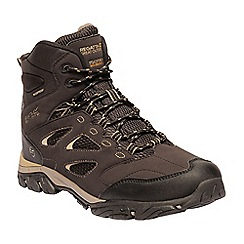 Regatta - Brown 'Holcombe' high walking boots