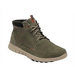 Regatta - Mixed 'Marine' suede walking boots