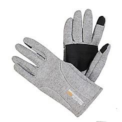 Regatta - Seal grey Polarize glove