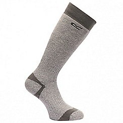 Regatta - Grey 'Wellington' socks