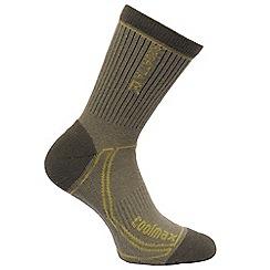 Regatta - Green '2season' trek and trail socks