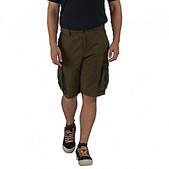 Regatta - Green shoreway shorts