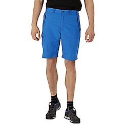 Regatta - Blue 'Leesville' quick drying shorts