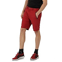 Regatta - Red 'Leesville' quick drying shorts