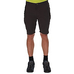 Regatta - Grey leesville quick drying shorts