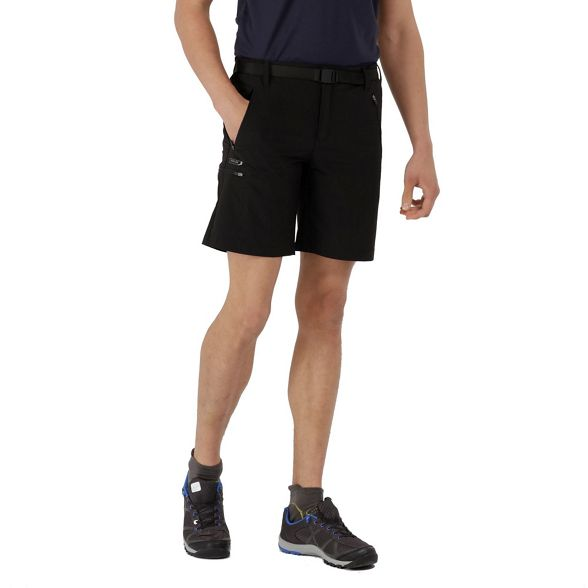 Regatta Black xert Black stretch xert Black shorts shorts stretch Regatta Regatta xert qHaw8t