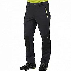Regatta - Sealgrey/ash Questra trousers