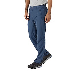 Regatta - Blue 'Leesville' trousers