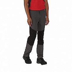 Regatta - Grey Sungari trousers regular length