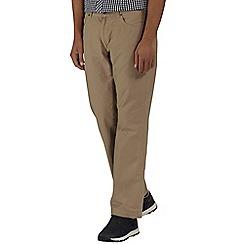 Regatta - Brown Landyn trouser regular length