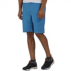 Regatta - Blue sanjaro shorts