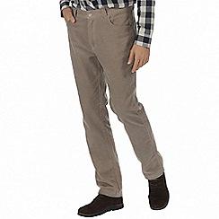 Regatta - Yellow 'Landford' trouser