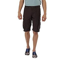 Regatta - Brown 'Shoreway' shorts