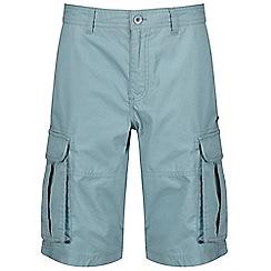 Regatta - Blue 'Shoreway' shorts