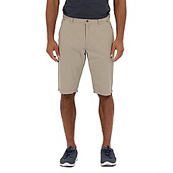 Regatta - Brown 'Salvador' cotton shorts
