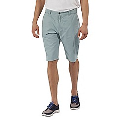Regatta - Blue 'Salvador' cotton shorts