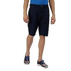 Regatta - Blue 'Salvador' cotton shorts