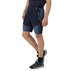Regatta - Blue 'Sungari' shorts
