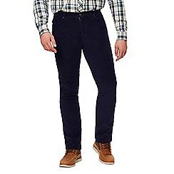 Regatta - Blue 'Larimar' cotton trouser