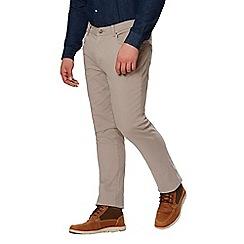 Regatta - Brown 'Larimar' cotton trousers