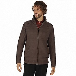 Regatta - Brown 'Kaeden' sweatshirt