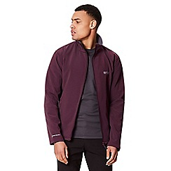 Regatta - Purple 'Cera' softshell jacket