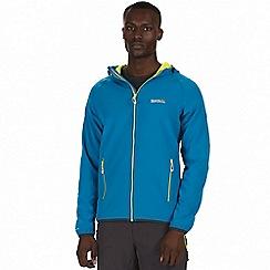 Regatta - Blue 'Arec' softshell jacket