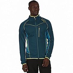 Regatta - Blue 'Diego' softshell jacket