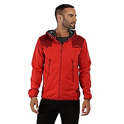 Regatta - Red 'Static' softshell jacket