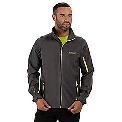 Regatta - Grey 'Nielson' softshell jacket
