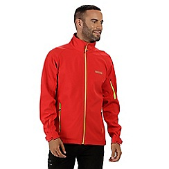 Regatta - Red 'Nielson' softshell jacket