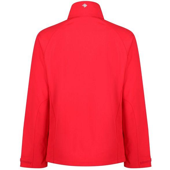 Red jacket Regatta Regatta softshell Red 'Nielson' xwEqUS80W