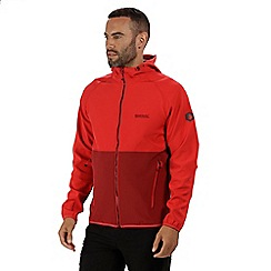 Regatta - Red 'Arec' softshell jacket