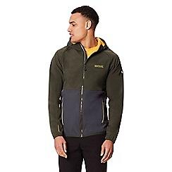 Regatta - Brown 'Arec' softshell jacket