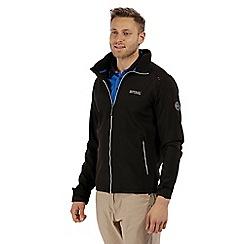 Regatta - Black 'Callen' softshell jacket