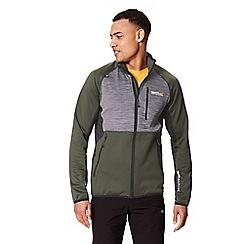 Regatta - Brown 'Yare' softshell jacket