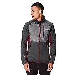 Regatta - Grey 'Yare' softshell jacket