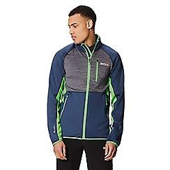 Regatta - Blue 'Yare' softshell jacket