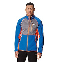 Regatta - Blue 'Yare' softshell jacket