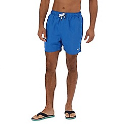 Regatta - Blue 'Mawson' swim shorts