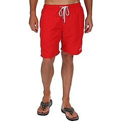 Regatta - Red mawson swim short