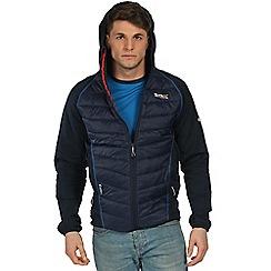 Regatta - Navy Andreson hybrid jacket