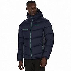 Regatta - Blue 'Nevado' insulated jacket