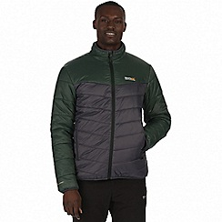 Regatta - Green 'Icebound' lightweight jacket
