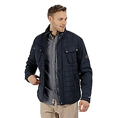 Regatta - Blue 'Lamond' quilted jacket