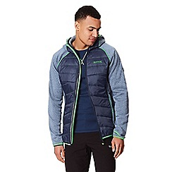 Regatta - Blue 'Andreson' hybrid jacket